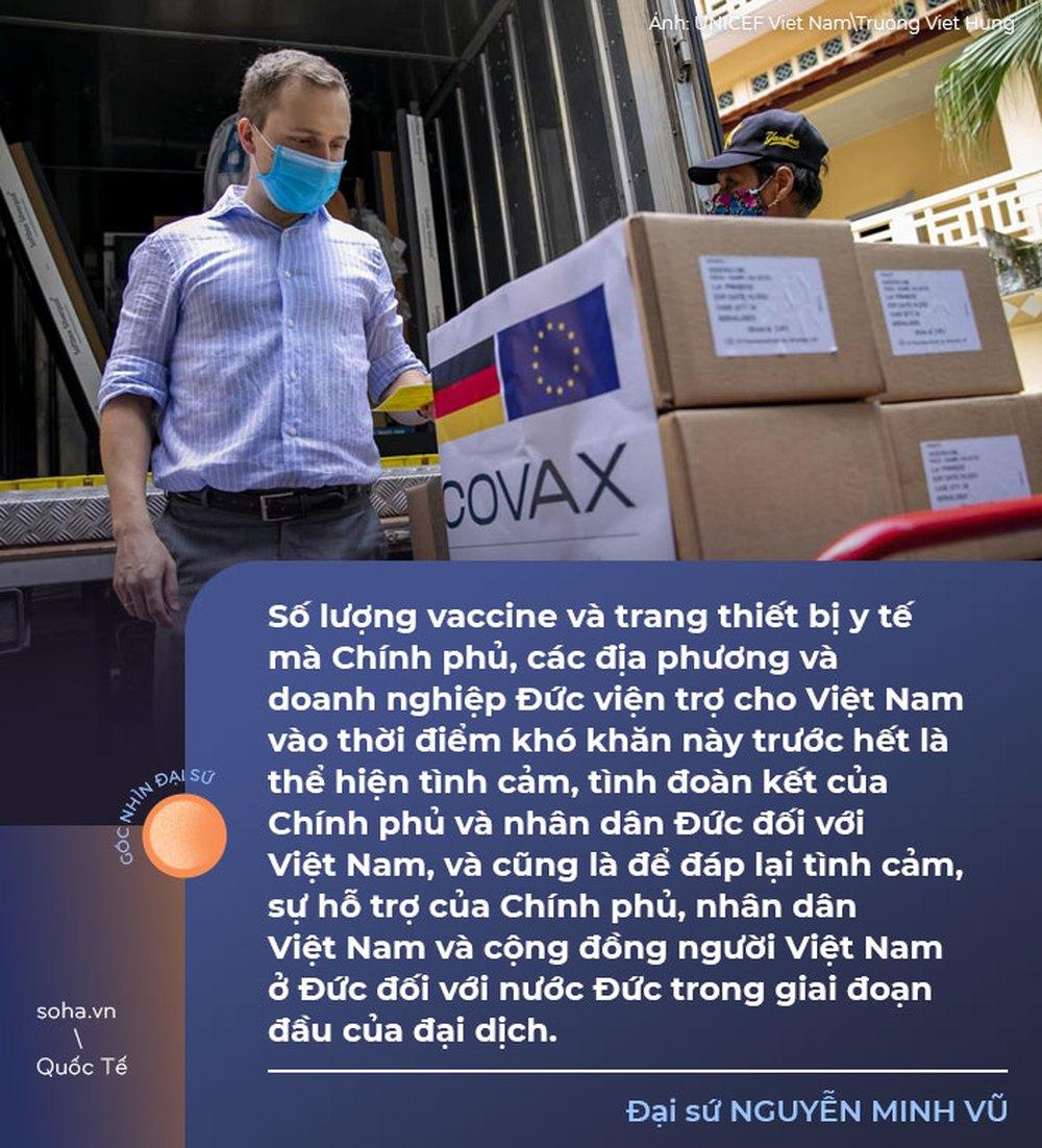 Chuyện gỡ nút thắt và những lý do đặc biệt sau việc Đức viện trợ cho Việt Nam lượng vaccine Covid-19 nhiều nhất EU - Ảnh 3.