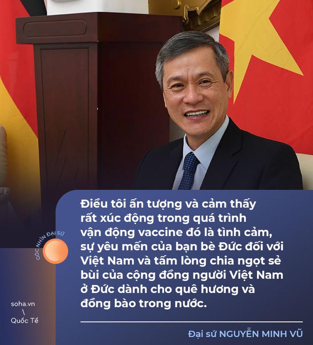 Chuyện gỡ nút thắt và những lý do đặc biệt sau việc Đức viện trợ cho Việt Nam lượng vaccine Covid-19 nhiều nhất EU - Ảnh 6.