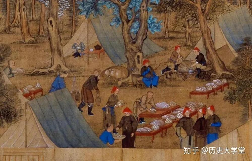 Vụ án chấn động Càn Long: Nhiều thực khách trúng độc mà chết trong bữa tiệc dù đồ ăn không có độc, nào ngờ hung thủ ai cũng biết - Ảnh 1.