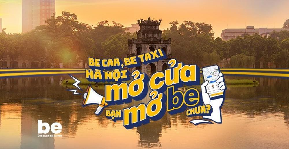 Hà Nội: Taxi công nghệ được hoạt động từ hôm nay, Grabbike, Bebike ra sao? - Ảnh 1.