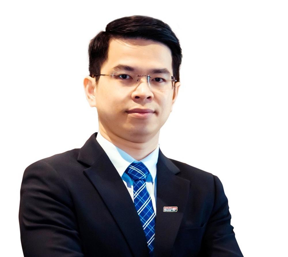 Kienlongbank bổ nhiệm Tổng giám đốc 8X - Ảnh 1.