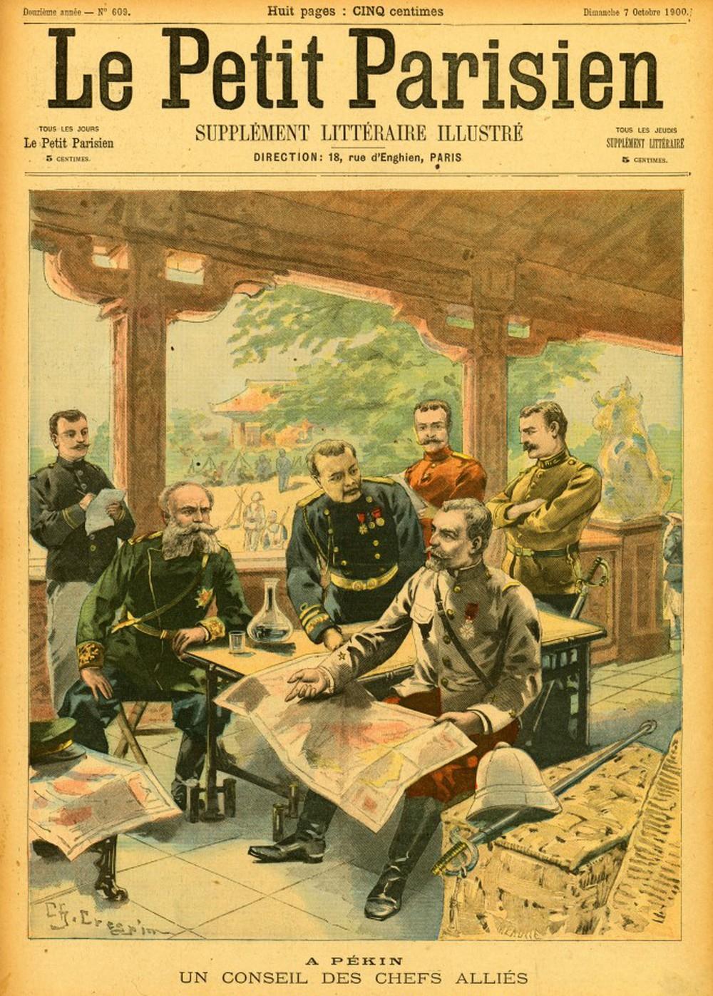Cuộc báo thù tai hại của Thái hậu và chiến dịch rung chuyển Bắc Kinh: Vết thương đau đớn nhất của TQ! - Ảnh 4.