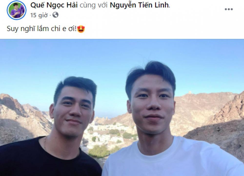 Các tuyển thủ Việt Nam khám phá Oman trước giờ lên đường về nước - Ảnh 3.
