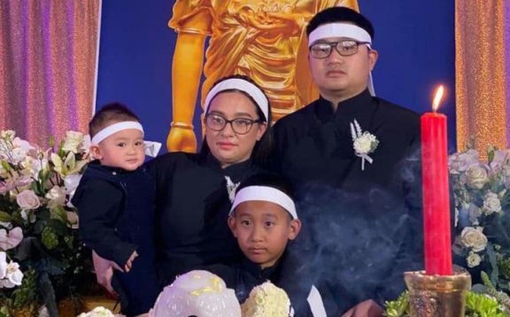 Con gái ruột Phi Nhung: Xin cảm ơn mọi người đã quyên góp để mẹ tôi tiếp tục công việc từ thiện
