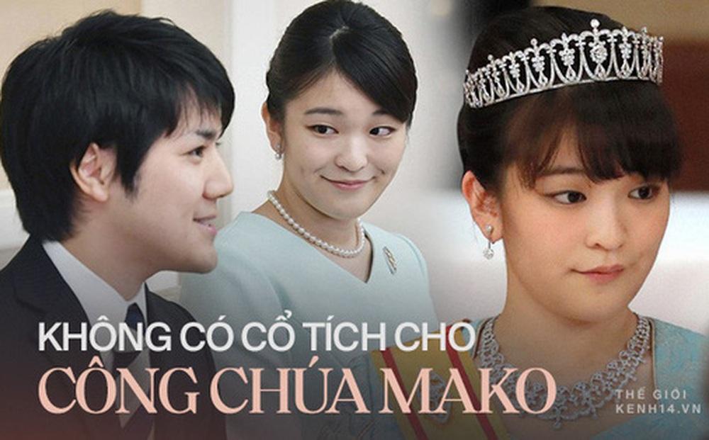 Công chúa Nhật khiến dân chúng buồn lòng vì cưới thường dân: Từng là 'viên ngọc quý' được yêu mến giờ chỉ thấy gượng cười mỗi lần xuất hiện