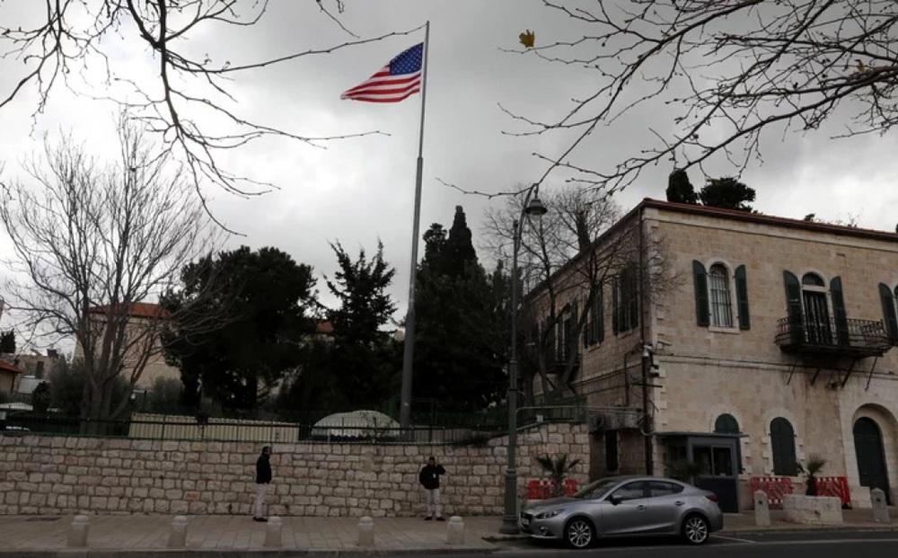 Mỹ sẽ tiến tới mở lại lãnh sự quán ở Jerusalem