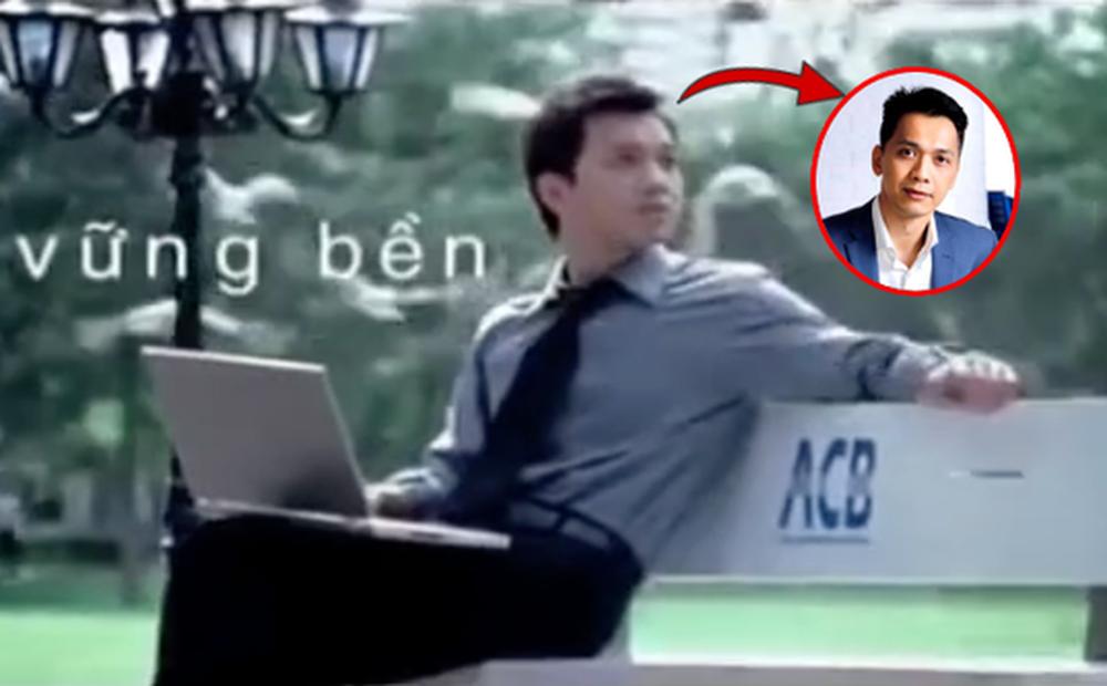Thanh niên vô danh ngồi ghế đá công viên 12 năm trước giờ đã là chủ tịch ngân hàng ACB