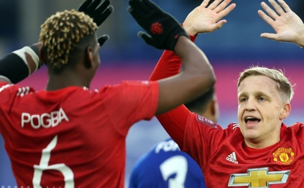Chuyển nhượng MU 14/10: Pogba đến Tây Ban Nha, Van de Beek về dưới trướng Mourinho?