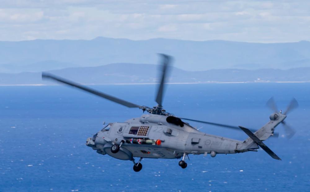 Máy bay quân sự Australia gặp nạn ở biển Philippine