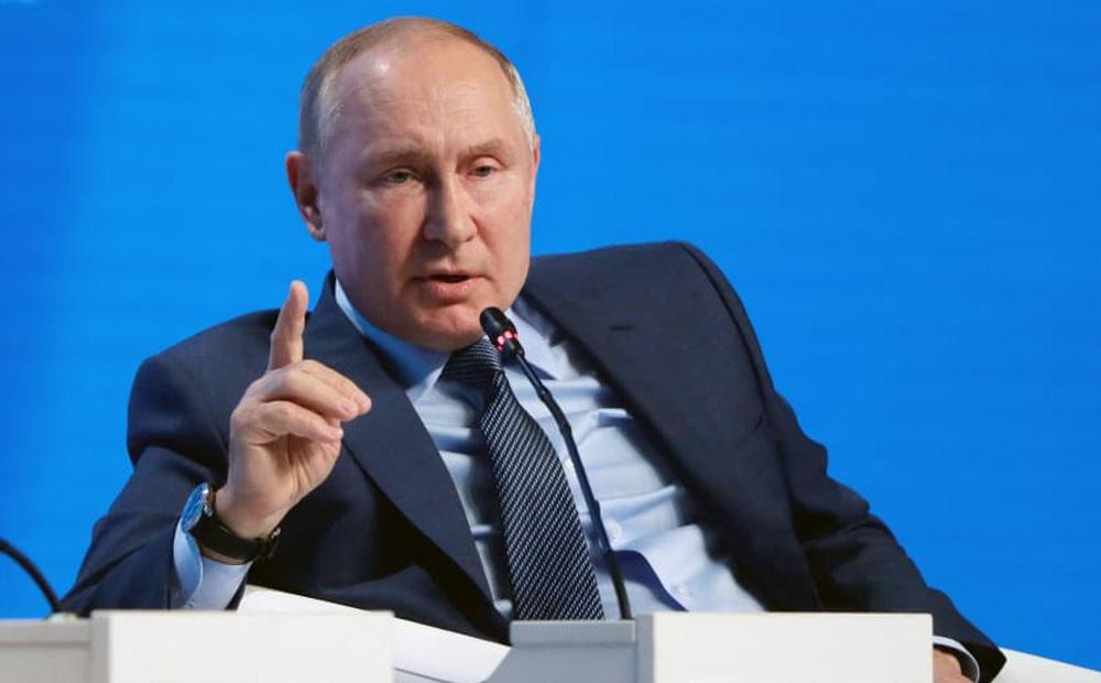 """Ông Putin đưa ra bình luận khiến Đài Loan """"lạnh gáy"""", Trung Quốc """"như mở cờ trong bụng"""""""