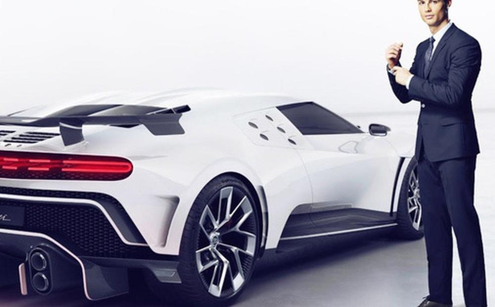 Ronaldo chi gần 300 tỷ đồng mua siêu xe cực xịn
