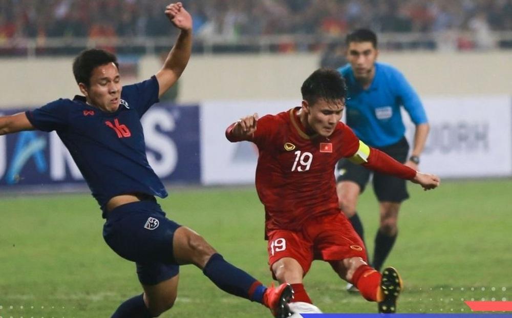 Thua 2 trận liên tiếp, ĐT Việt Nam bị Thái Lan áp sát trên bảng xếp hạng FIFA