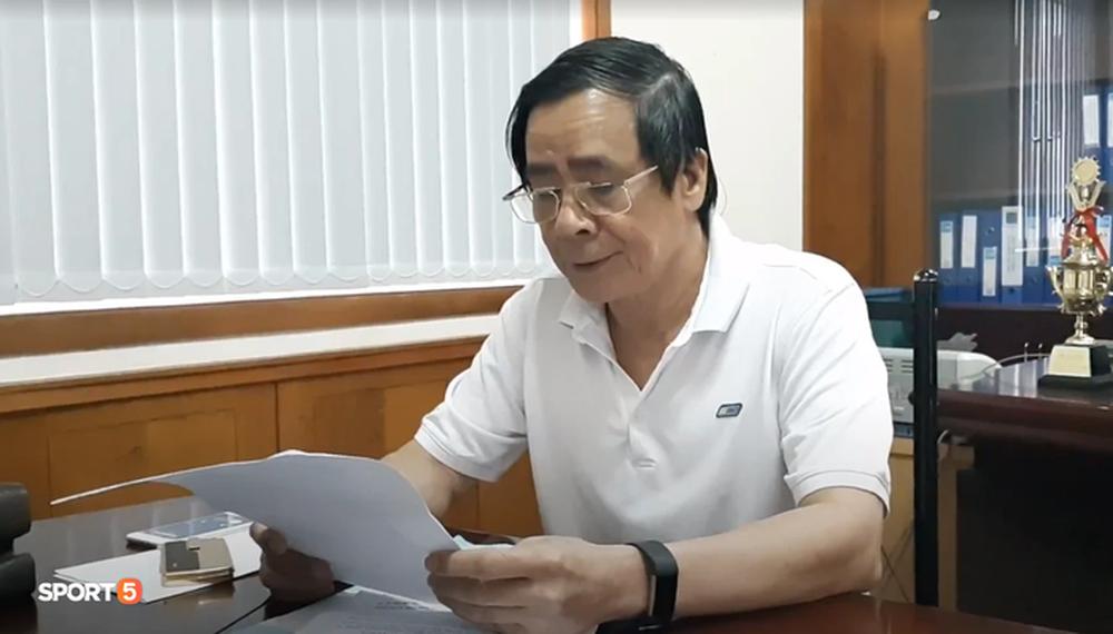 Trưởng ban kỷ luật VFF mong CLB giáo dục cầu thủ, lấy ví dụ của ĐT Việt Nam tại vòng loại World Cup - Ảnh 1.