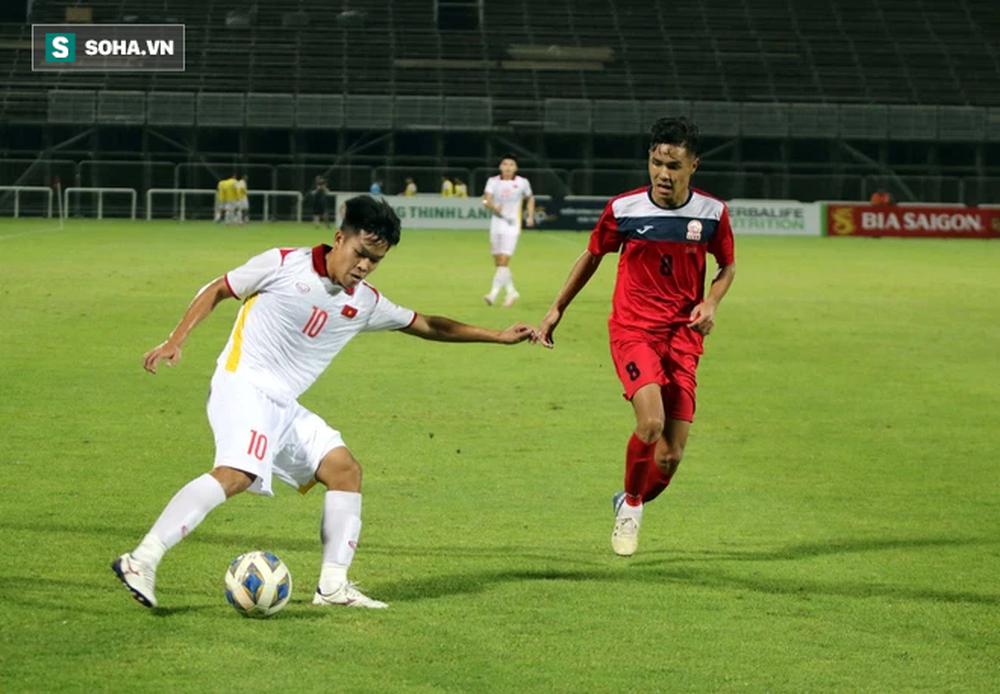 Thắng tưng bừng trước đối thủ mạnh, U23 Việt Nam vững tin bước vào giải châu Á - Ảnh 2.