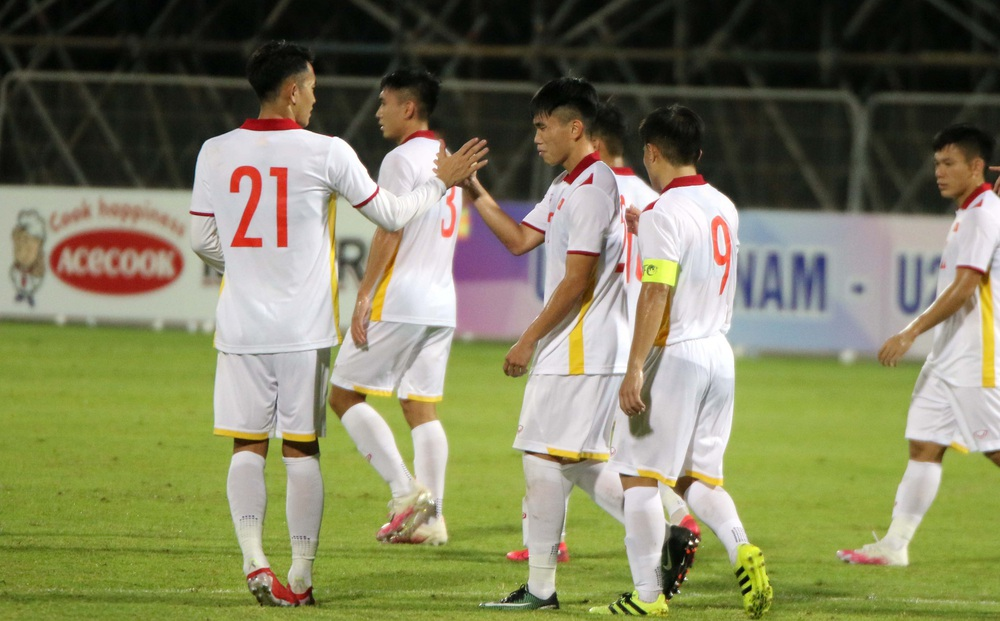 Thắng tưng bừng trước đối thủ mạnh, U23 Việt Nam vững tin bước vào giải châu Á