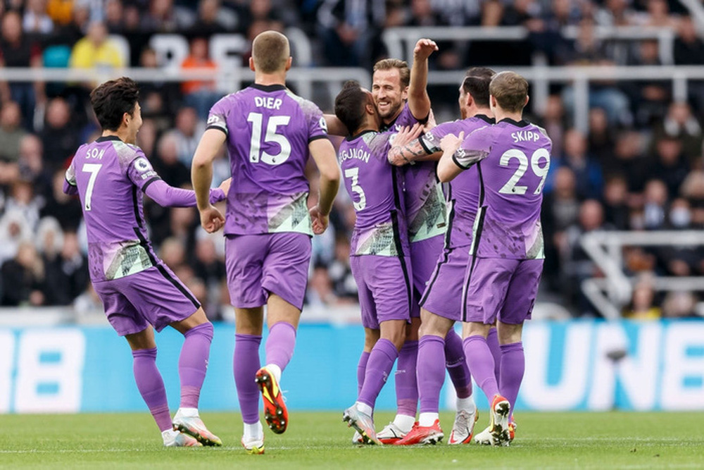 Newcastle 2-3 Tottenham: Kane-Son lên tiếng, Tottenham dễ dàng vượt qua Newcastle - Ảnh 5.