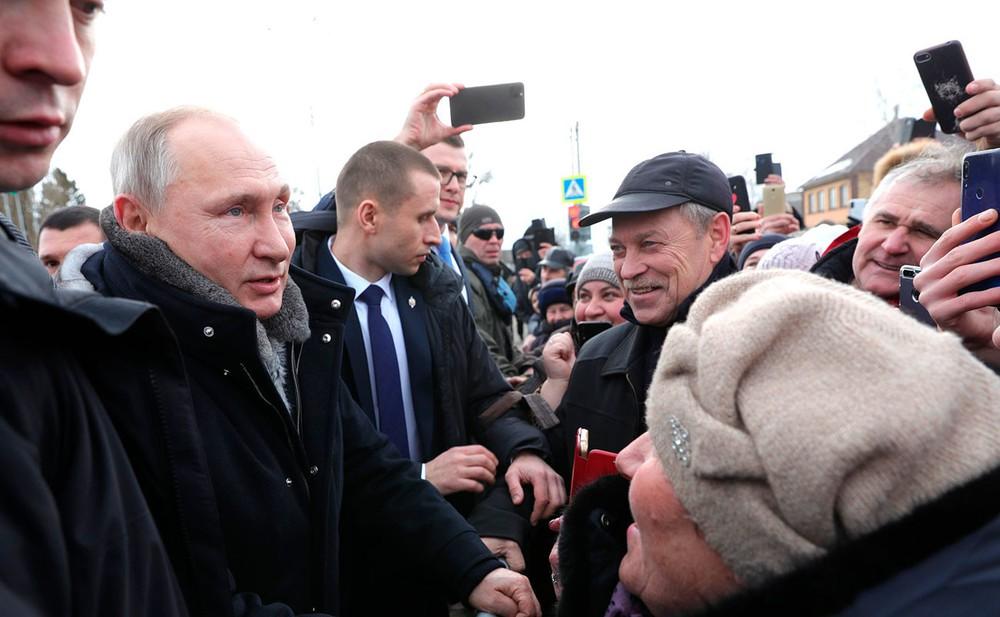 Bất ngờ danh tính vệ sĩ tài ba nhất của TT Putin: Nghiệp vụ quá giỏi, được khen hết lời! - Ảnh 4.