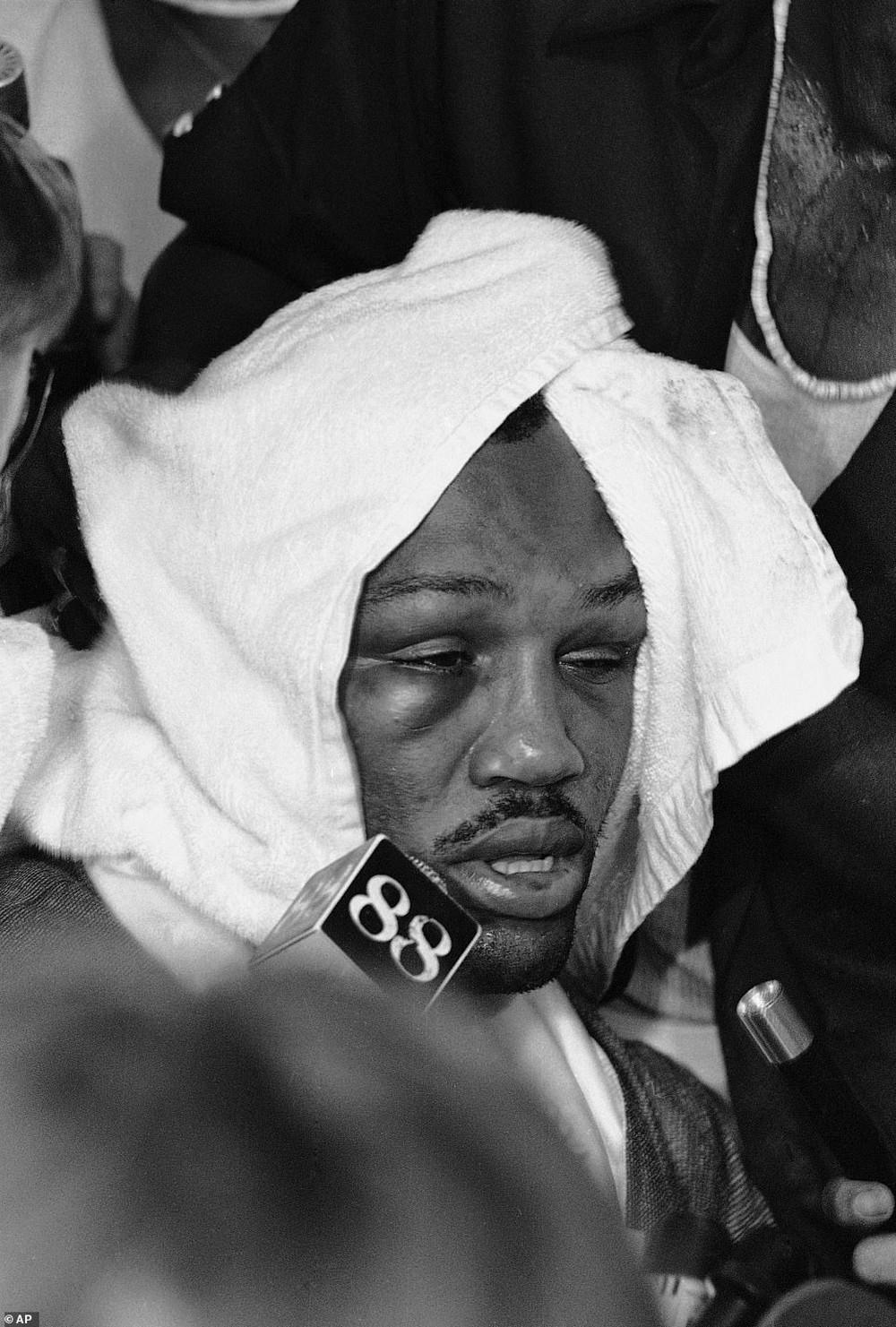 Nhớ về Thrilla in Manila: Trận chiến lịch sử đẩy Muhammad Ali và Joe Frazier cận kề với cái chết - Ảnh 5.