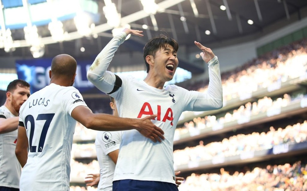 Son Heung-min tỏa sáng rực rỡ giúp Tottenham có 3 điểm nhọc nhằn