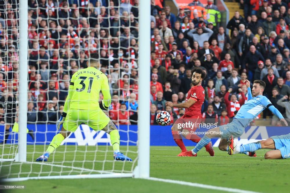 Klopp vung nắm đấm, Guardiola đập mạnh tay, dàn siêu sao lên thần ở Anfield - Ảnh 2.