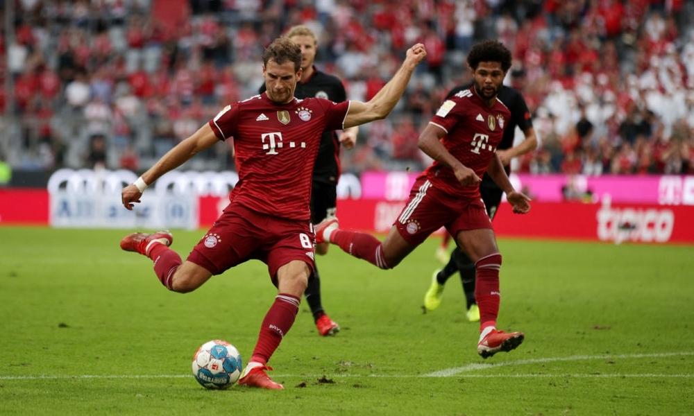 Thủ môn nam thần hóa siêu nhân khiến Bayern thua sốc ngay trên sân nhà - Ảnh 5.