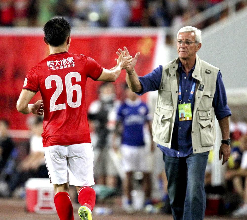 Nhà vô địch thế giới nói lời đầy cay đắng về giấc mơ World Cup của tuyển Trung Quốc - Ảnh 1.