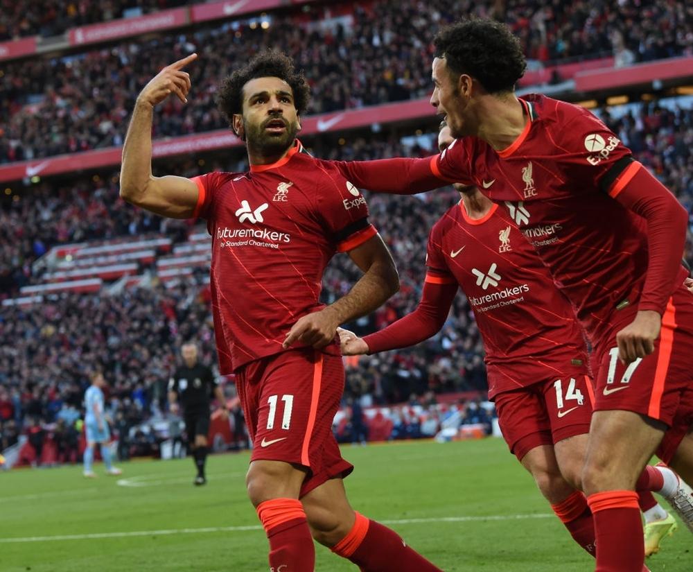 Mohamed Salah liệu có thể vượt mặt cả Ronaldo lẫn Messi? - Ảnh 3.