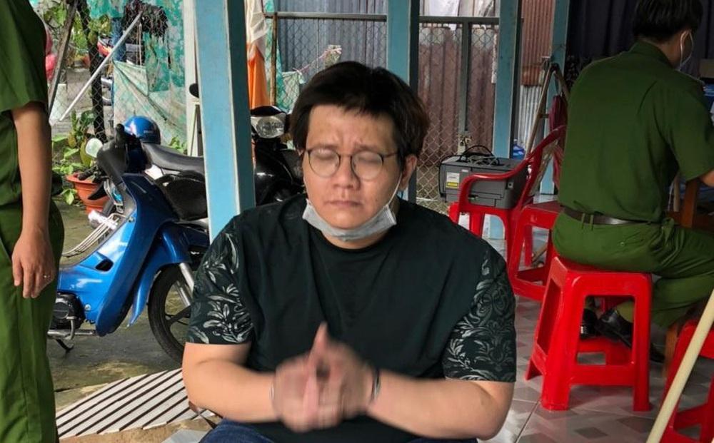 Cục Cảnh sát Hình sự đã di lý Nhâm Hoàng Khang về trụ sở Bộ Công an phía Nam
