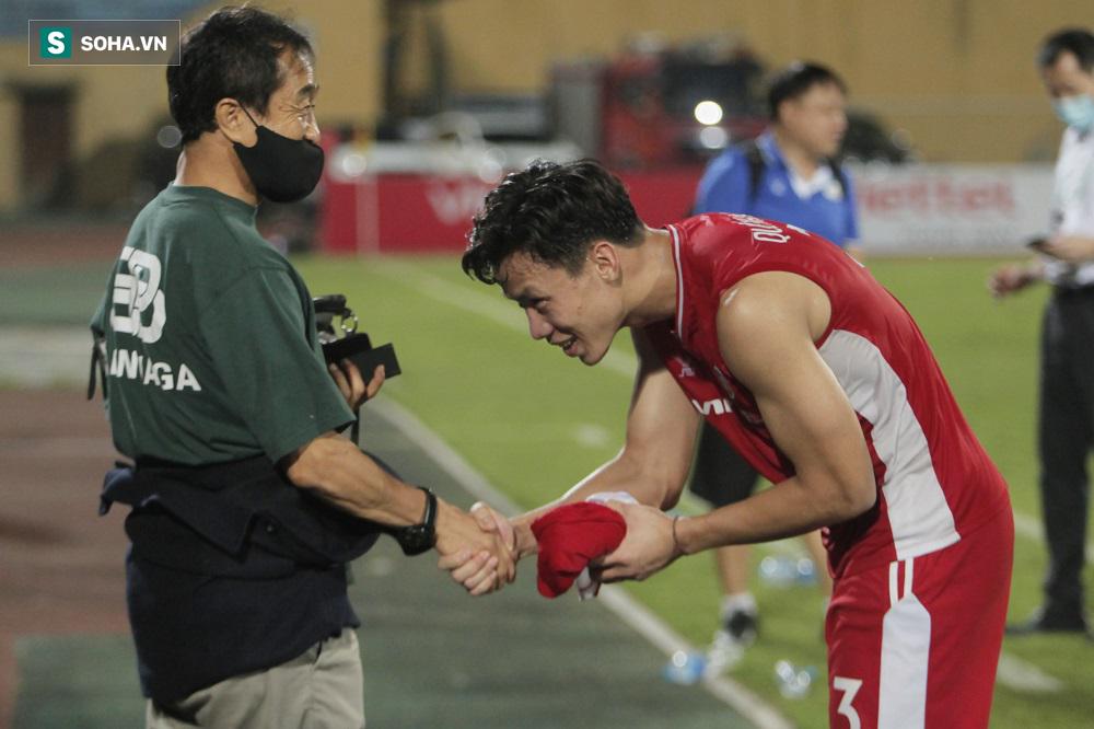 Muốn hủy kèo với chủ tịch Hữu Thắng, cựu tiền vệ U23 Việt Nam có nguy cơ bị kiện - Ảnh 3.