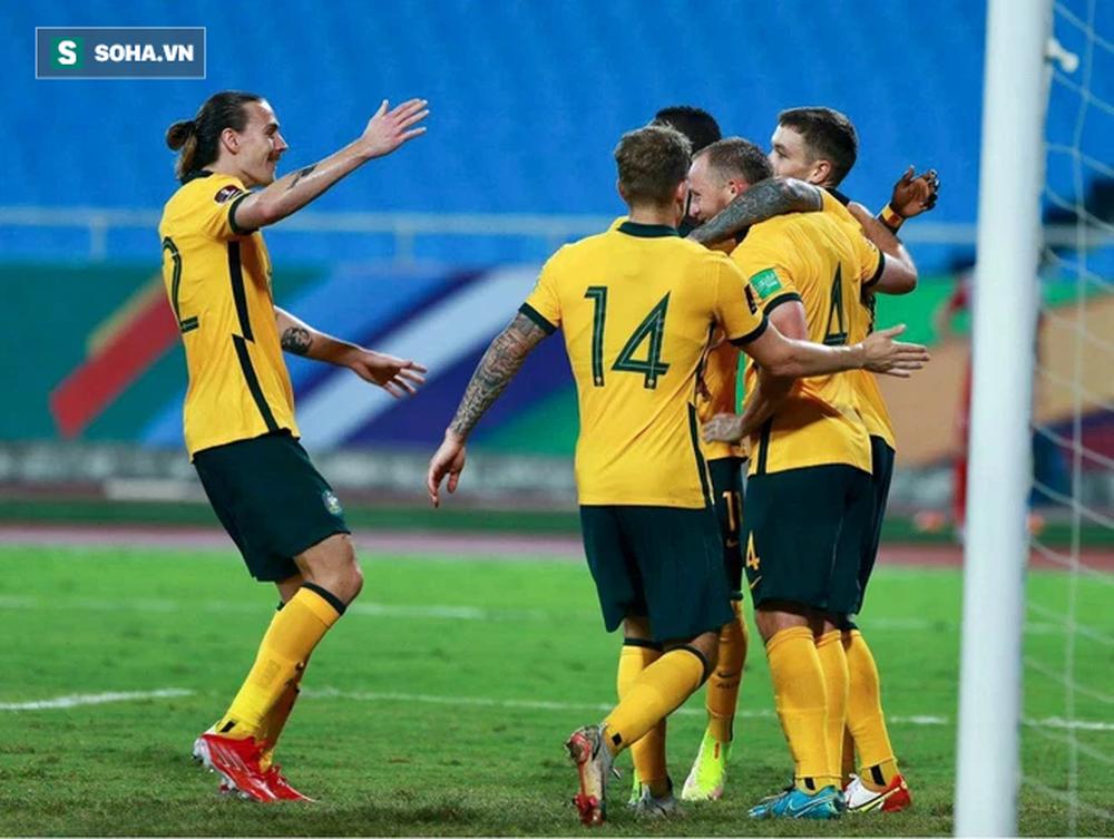 Lịch sử đối đầu Australia vs Oman: Đại diện Tây Á lép vế hoàn toàn - Ảnh 1.