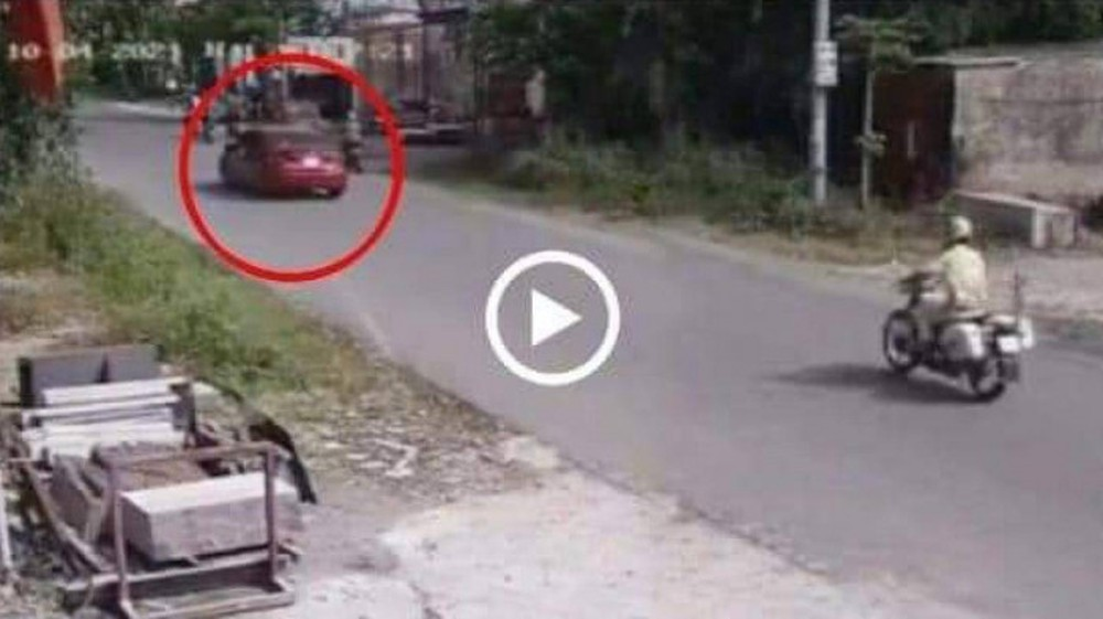Thực hư clip nhóm Youtuber Nam Ok bị CSGT truy đuổi trước khi gặp tai nạn - Ảnh 2.