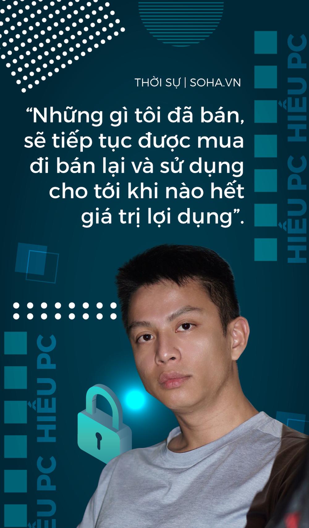 Từ chuyện Nhâm Hoàng Khang bị bắt, Hiếu PC kể lại bức thư khiến mình bị sốc và ám ảnh lúc ở tòa - Ảnh 1.