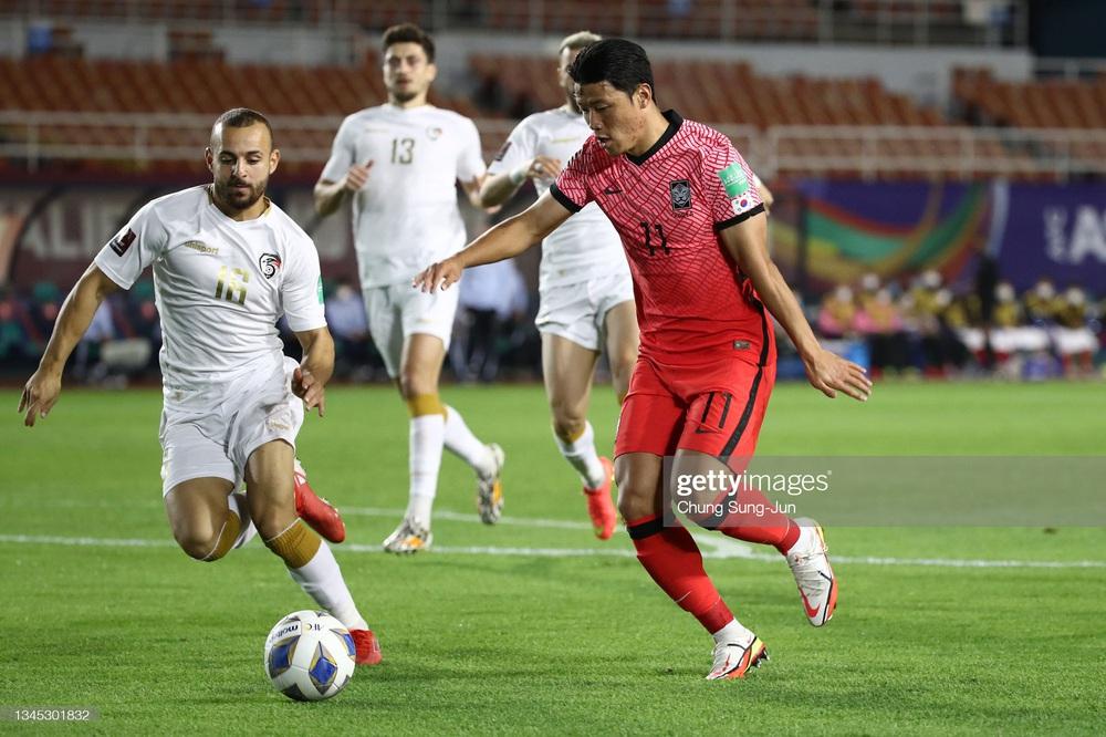 Kết quả Hàn Quốc vs Syria: Son Heung-min tỏa sáng muộn màng giúp đội nhà chiến thắng - Ảnh 3.