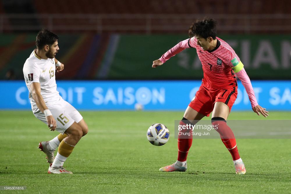 Kết quả Hàn Quốc vs Syria: Son Heung-min tỏa sáng muộn màng giúp đội nhà chiến thắng - Ảnh 2.