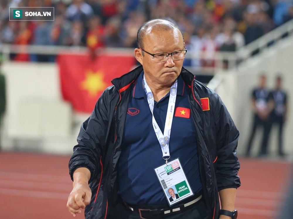HLV Park Hang-seo chỉ trích báo Trung Quốc bịa đặt, tiết lộ có đội ngũ do thám đối thủ - Ảnh 2.