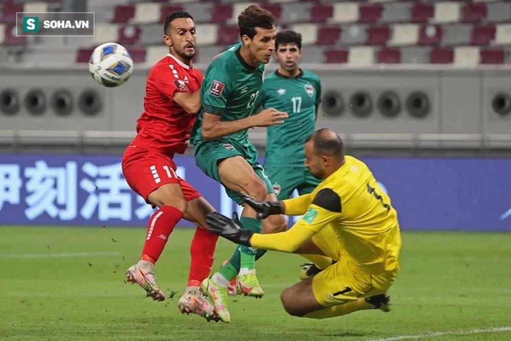 Kết quả Iraq vs Lebanon: Chơi lăn xả trước đội bét bảng, Lebanon khiến thầy trò HLV Park Hang-seo tạm yên lòng - Ảnh 2.