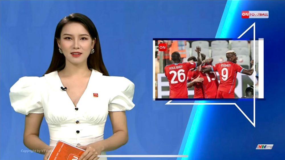 Nữ MC xinh đẹp dành tình cảm đặc biệt tới Văn Thanh, dự đoán sốc trận đấu của ĐT Việt Nam - Ảnh 1.