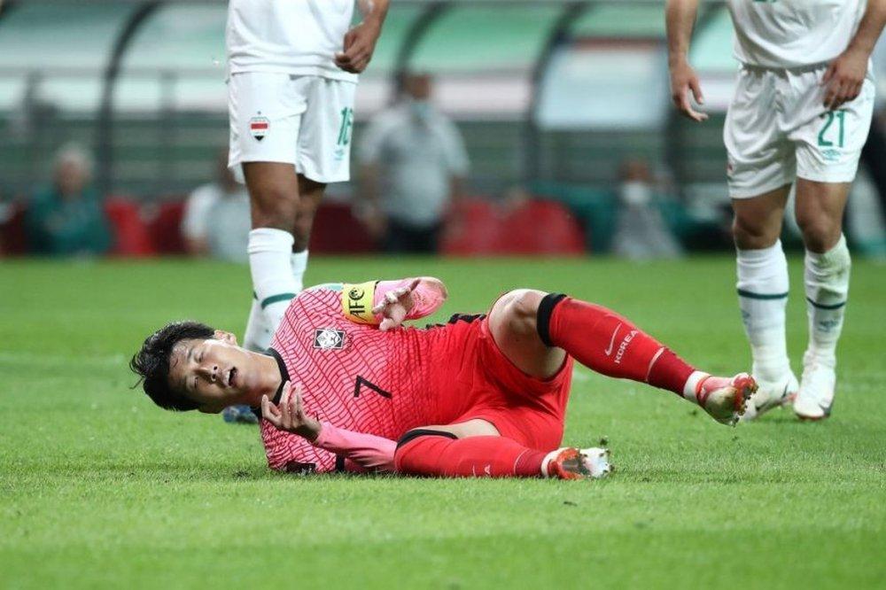 Son Heung-min trở thành nạn nhân tiêu biểu của bóng đá hiện đại - Ảnh 1.