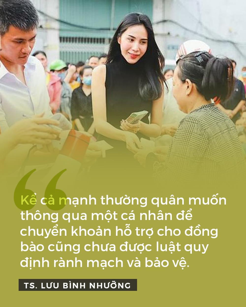 """Phó ban Dân nguyện Quốc hội: """"Rà soát tố cáo nghệ sĩ làm từ thiện của bà Phương Hằng là tất yếu-nhưng khi tố cáo ai phải có căn cứ - Ảnh 2."""