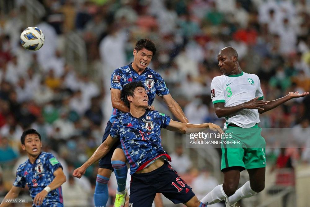 Kết quả Ả Rập Xê Út vs Nhật Bản: Samurai xanh lâm nguy sau sai lầm chết người - Ảnh 3.