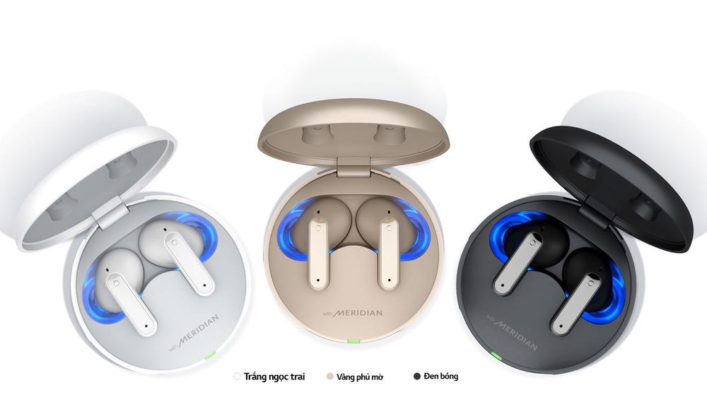 LG ra mắt 3 mẫu tai nghe không dây Tone Free dòng FP mới tại Việt Nam - Ảnh 1.