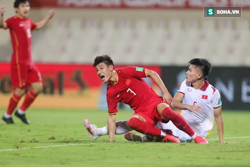 Thua trên thế thắng, tuyển Việt Nam của thầy Park đang mạnh lên qua từng vòng đấu? - Ảnh 1.