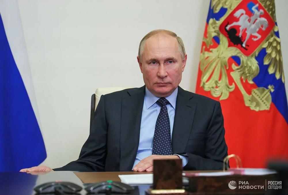 Ông Putin nói gì khiến giá khí đốt thế giới giảm ngay lập tức? - Ảnh 1.