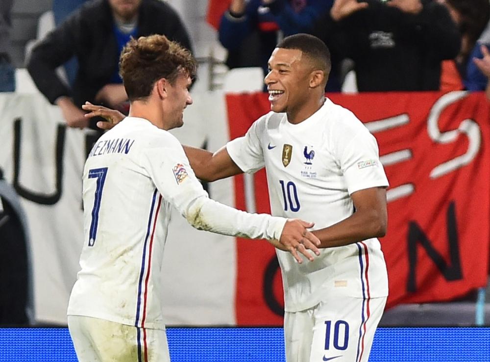 Pháp ngược dòng khó tin trước Bỉ, gặp Tây Ban Nha ở chung kết Nations League  - Ảnh 3.