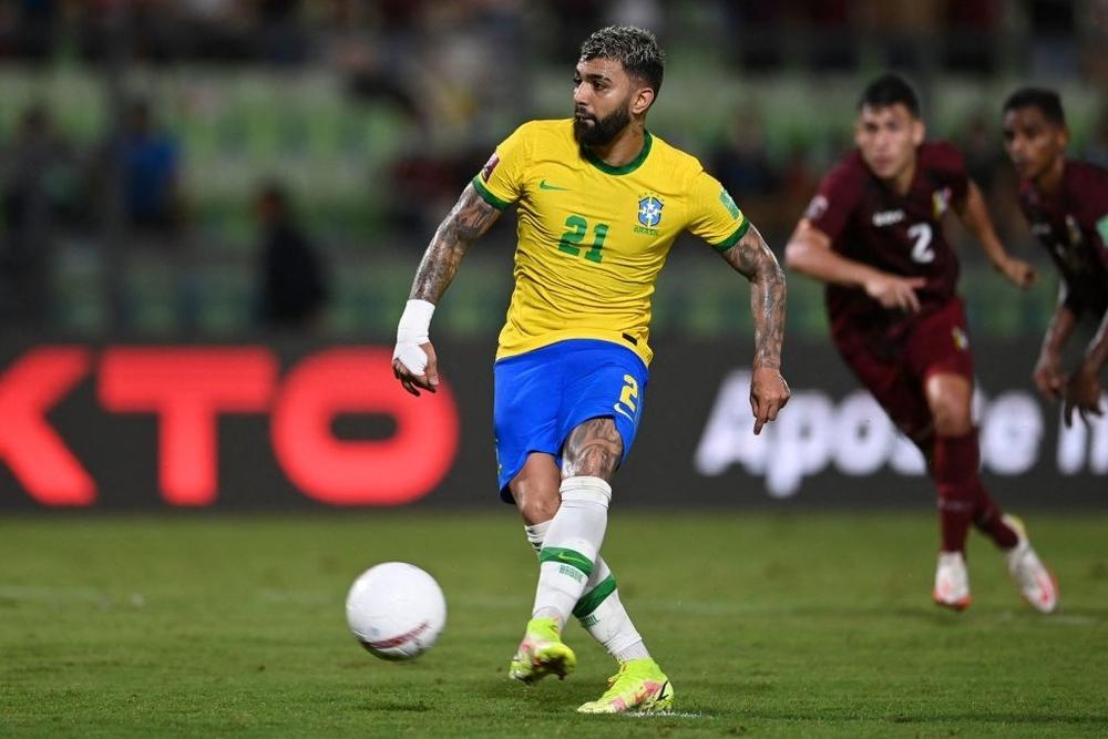 Vắng Neymar, Brazil chật vật ngược dòng đánh bại đội tuyển bét bảng tại vòng loại World Cup Nam Mỹ - Ảnh 9.