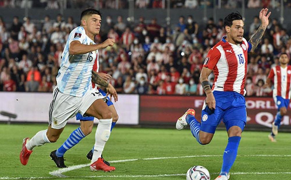 Paraguay 0-0 Argentina: Bất lực!