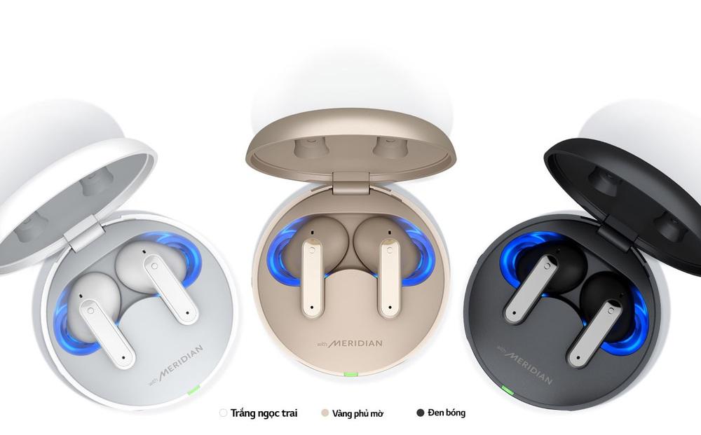 LG ra mắt 3 mẫu tai nghe không dây Tone Free dòng FP mới tại Việt Nam