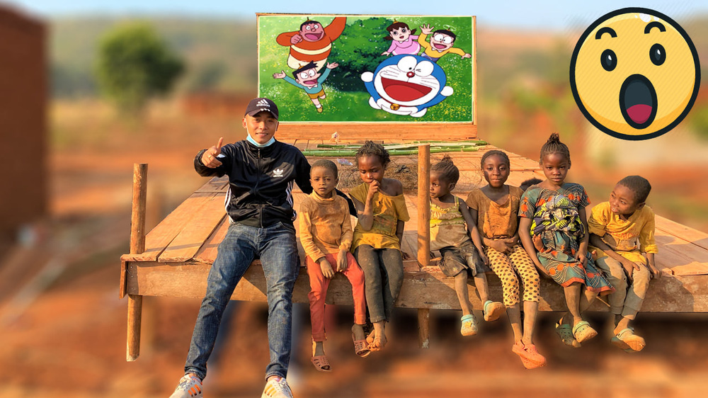 Chàng trai Nghệ An nổi tiếng ở châu Phi là ai và có cuộc sống thế nào? - Ảnh 7.