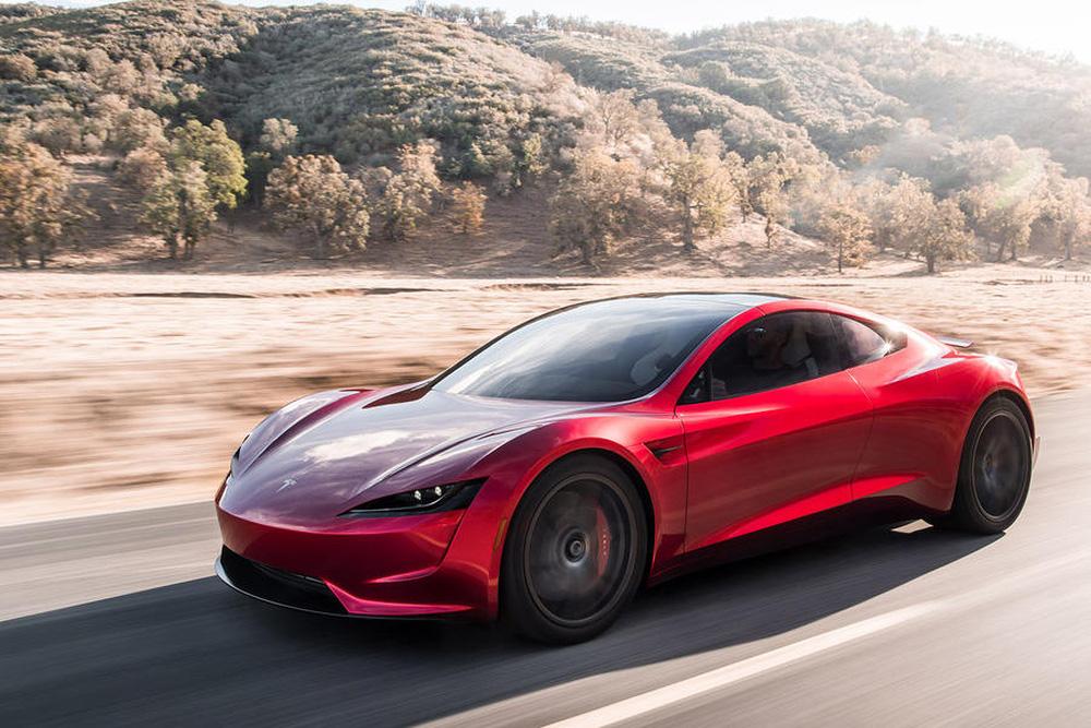 Ngũ hổ tướng xe điện khiến xe xăng ôm mặt khóc nức nở - Công suất 2000 mã lực, tăng tốc chóng mặt - Ảnh 3.