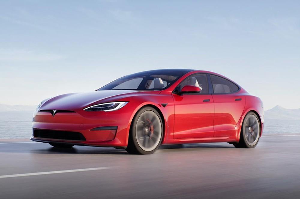 Ngũ hổ tướng xe điện khiến xe xăng ôm mặt khóc nức nở - Công suất 2000 mã lực, tăng tốc chóng mặt - Ảnh 2.